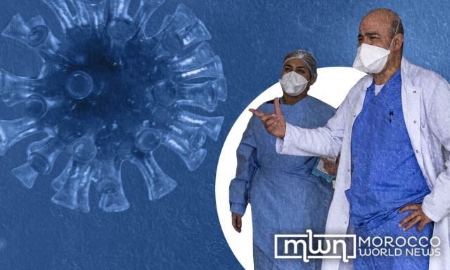 Moroccan Medical School Develops Individual Disinfection Tunnel