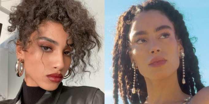 Moroccan Models Imaan Hammam, Sarah Feingold Prepare Harira for Iftar