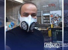 oroccan Engineer Invents Face Mask With 120-Use Life Cycle