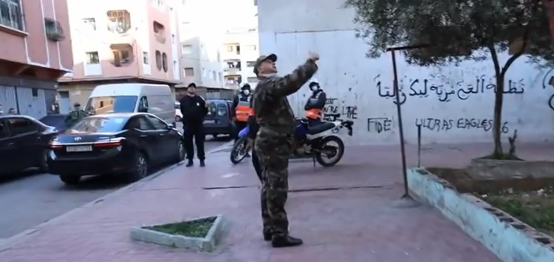 Video: Casablanca Authorities Condemn Disrespect for Lockdown Enforcement