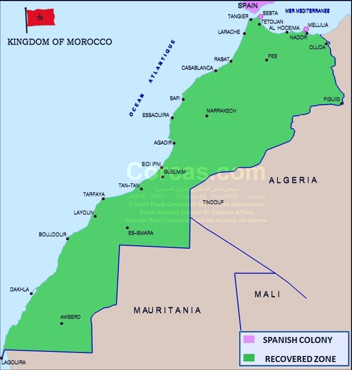 Morocco's Recovery of Tarfaya and Struggle Western Sahara
