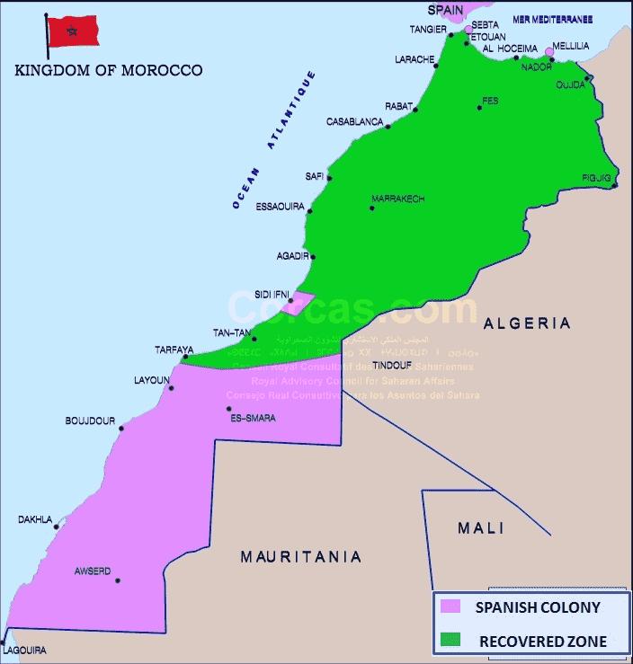 Morocco's Recovery of Tarfaya and Struggle for Western Sahara