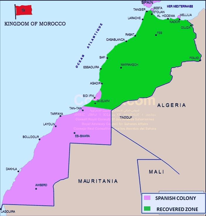 Morocco's Recovery of Tarfaya and the Struggle Western Sahara