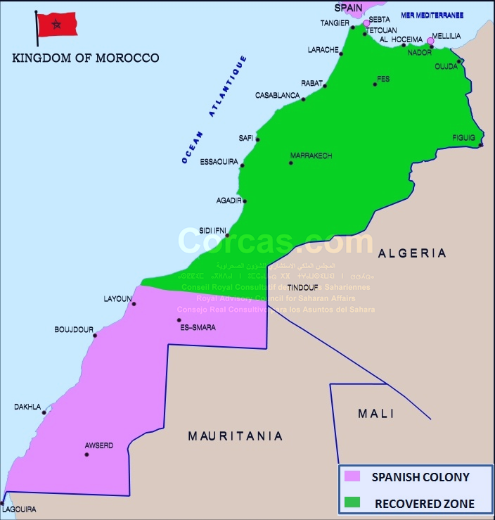 Morocco's Recovery of Tarfaya the Struggle for Western Sahara