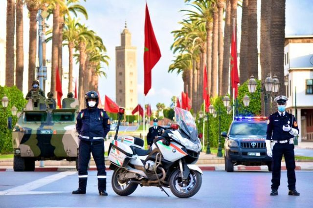 Morocco Arrests 2,686 in 24 Hours for Violating State of Emergency