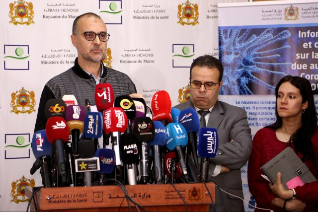 Morocco Confirms 135 New COVID-19 Cases, Total Number Rises to 2,990