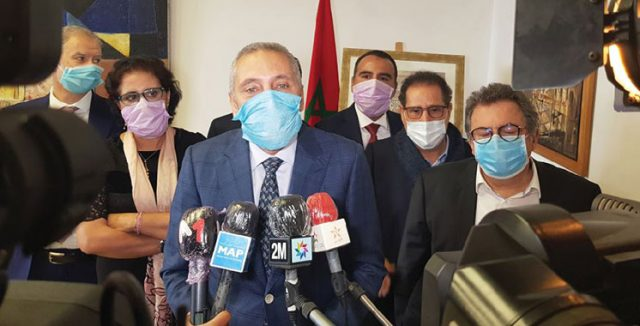 COVID-19: Morocco Produces 70,000 Reusable Face Visors Per Day
