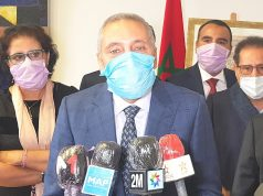 Morocco Has Manufactured and Distributed 13 Million Face Masks