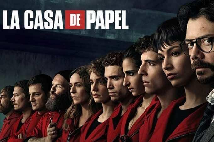 Netflix Unveils Season 4 of Thrilling Spanish Crime Drama 'Money Heist'