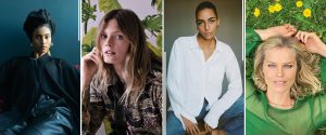 Nora Attal, Imaan Hammam Craft Stunning Self-Portraits for Vogue Arabia