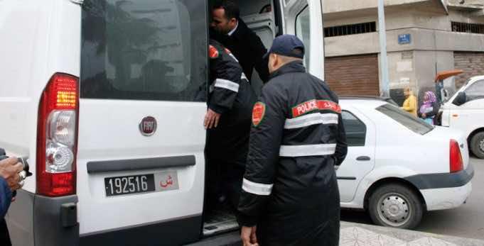 Police Arrest 3 Suspects for Assaulting Public Authorities in Casablanca