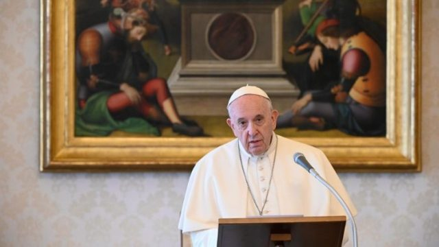 Pope Calls for Debt Forgiveness, Global Ceasefire During Easter Speech