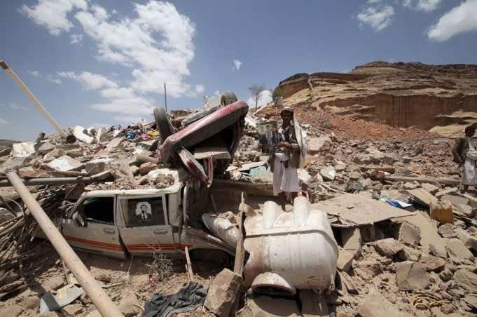 Saudi Arabia Declares Ceasefire in Yemen Over COVID-19 Outbreak