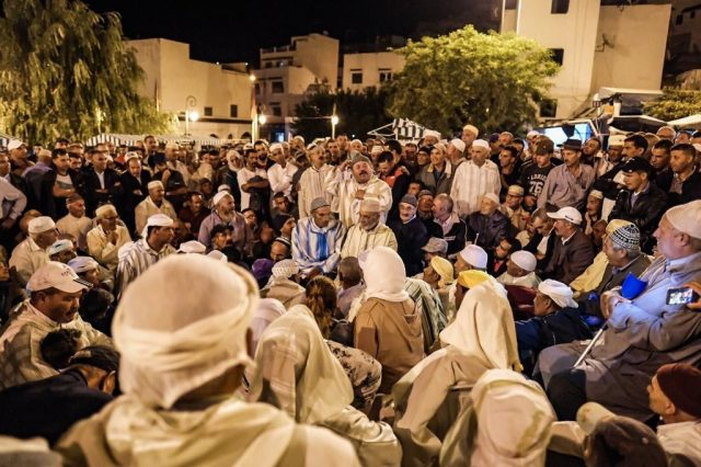 Morocco's Storytellers Go 'Live' During COVID-19 Pandemic