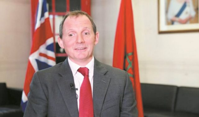 British Ambassador Asks Compatriots to Donate to Morocco's Special Fund