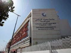 University in Casablanca Inaugurates COVID-19 Hospitalization Center