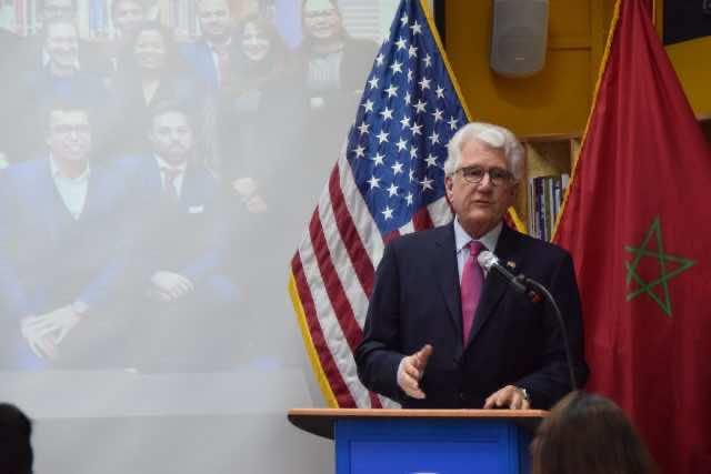 US Ambassador, Embassy Staff Wish Moroccans Ramadan Kareem