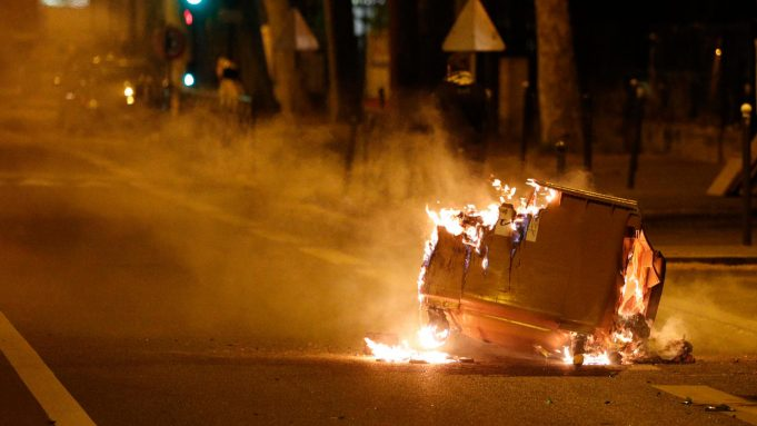 France Experiences Growing Unrest as Lockdown Continues