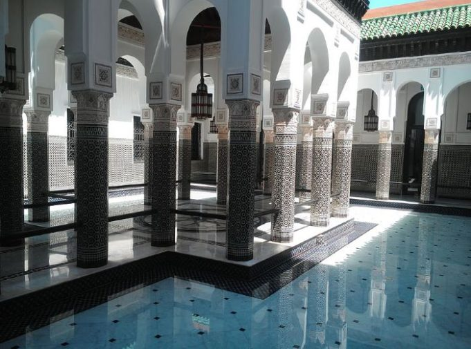 Moroccan architects