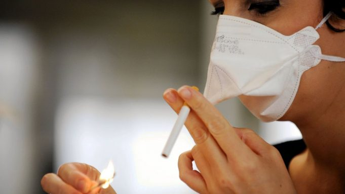 French Doctor Suggests Smoking May Protect Against COVID-19 Infection