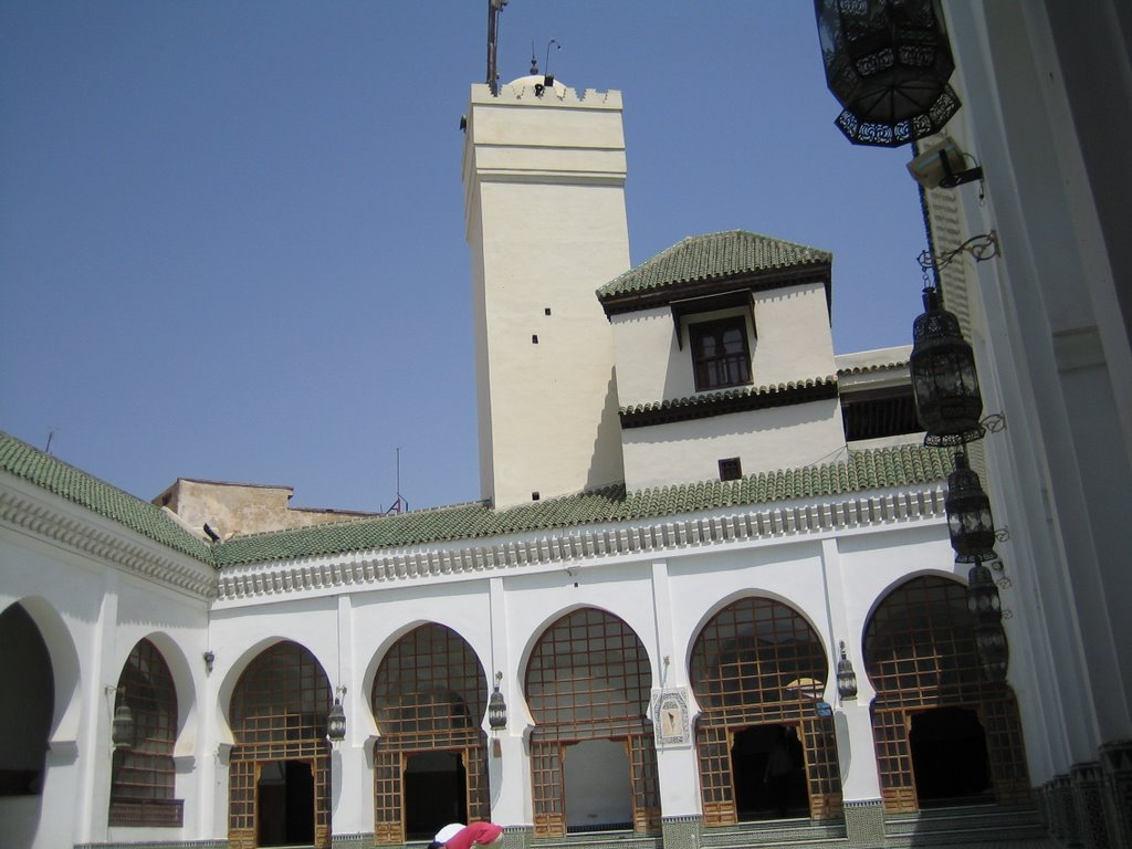 Al-Andalus Mosque of Fez Maryam Fihriya's Mark on Moroccan History