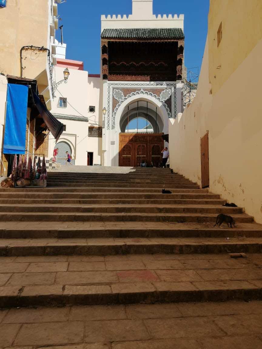 Al-Andalus Mosque of Fez Maryam al-Fihriya Mark on Moroccan History