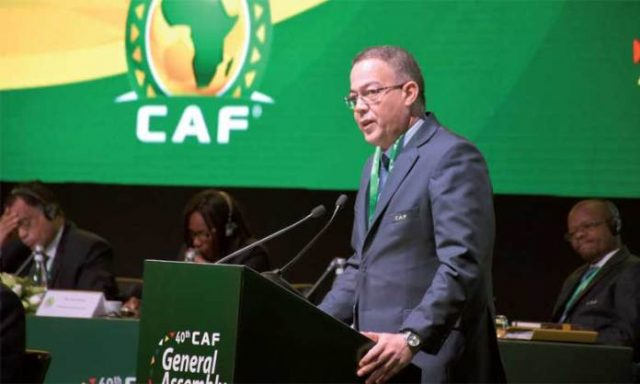 CAF Appoints Six Moroccans to 2020-2021 Standing Committees
