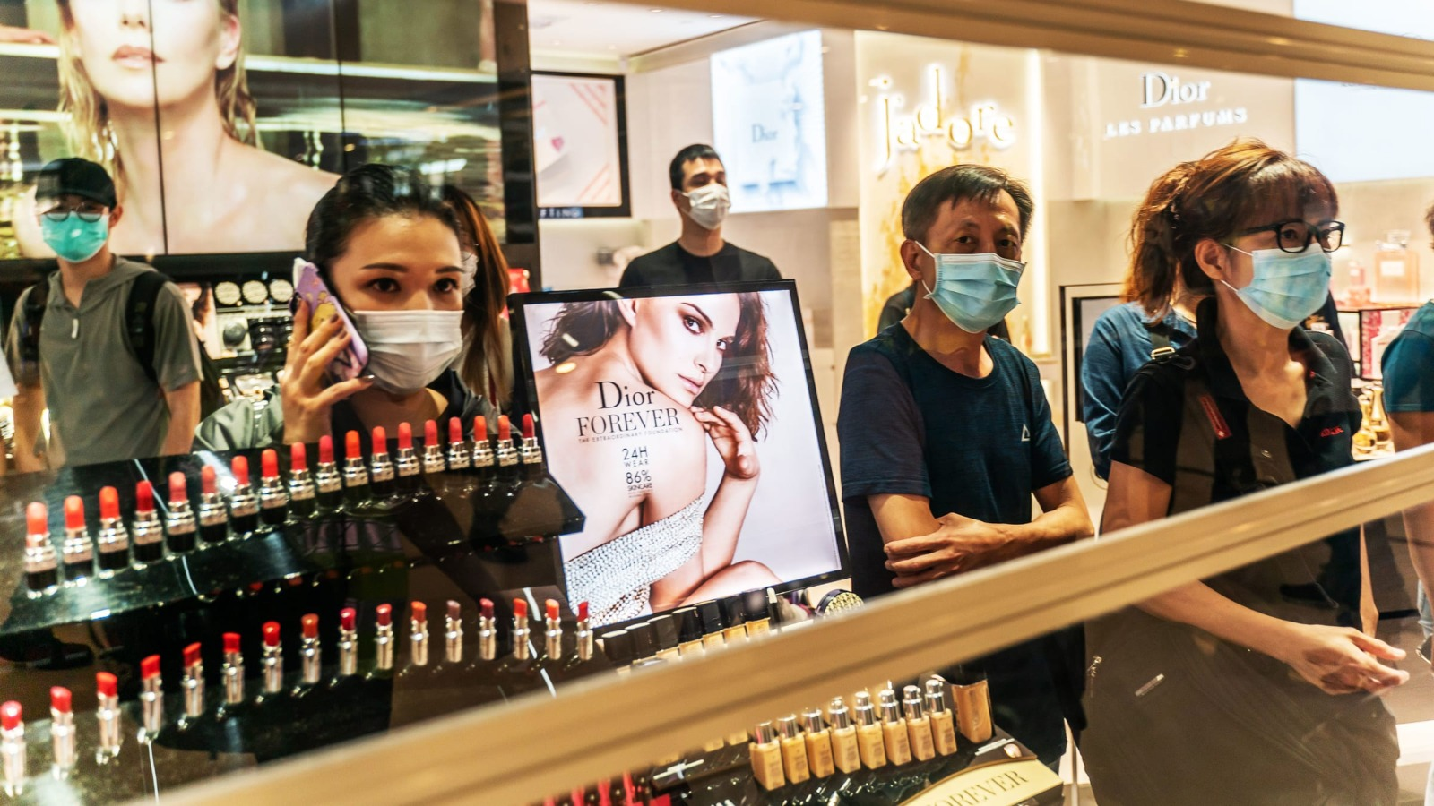 COVID-19 Challenges 'Status Quo' for Luxury Brands