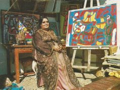 Chaibia Talal, Morocco's Most Famed 20th Century Painter