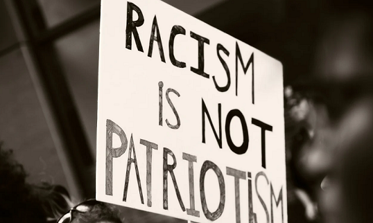 I'm Not Racist': Defining Racism as US Witnesses Continued Violence