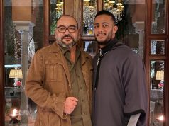 Egyptian Actor Mohamed Ramadan Posts Photo with King Mohammed VI