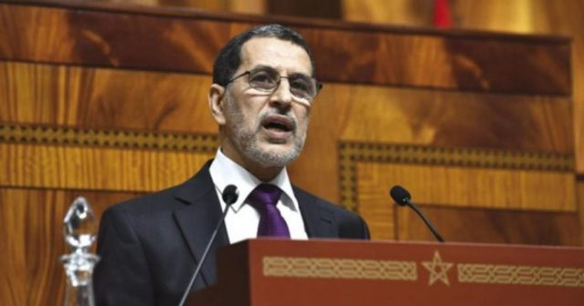 El Othmani: Morocco Does Not Yet Meet Requirements to Lift Lockdown