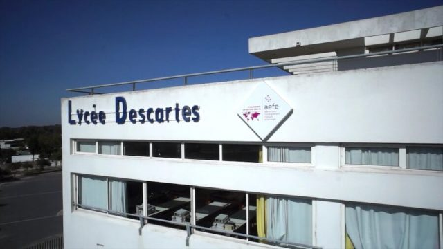 Lycée Descartes is a French international school in Rabat