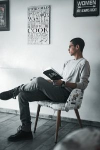 Hamza El Moutadir, the Youngest Moroccan to Author an English Book