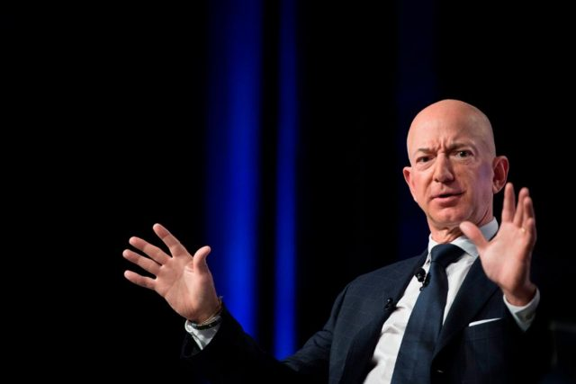 Jeff Bezos' Wealth Increases by $25 Billion Since COVID-19 Outbreak