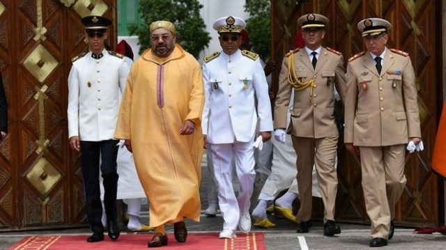 King Mohammed VI Lauds Morocco's Royal Armed Forces on 64th Anniversary