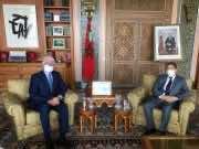 Moroccan FM Receives US Ambassador Amid COVID-19 Crisis