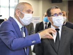 Moroccan Factories Produce 10 Million Face Masks Daily