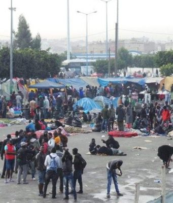 Moroccan NGO Launches Campaign to Assist Sub-Saharan Migrants