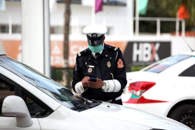 Moroccan Police Use DGSN Tracking App for 426,072 Control Operations