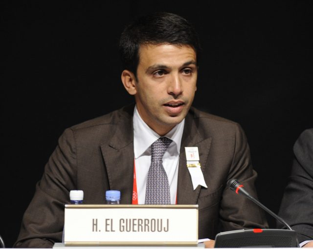 Moroccan Runner Hicham El Guerrouj to Serve on Olympic Committee 2020
