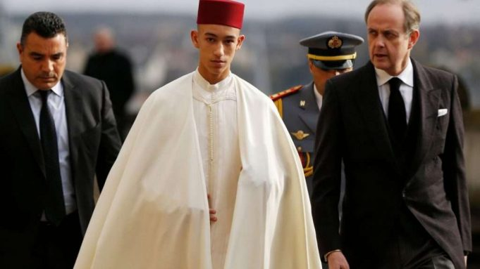 Morocco's Crown Prince Moulay El Hassan Celebrates 17th Birthday