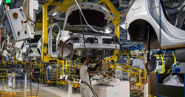 Morocco's Industrial Production in Tangier Gradually Re-Opens