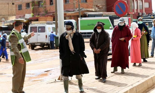Morocco's Informal Workers to Receive Second Stipend Starting May 14