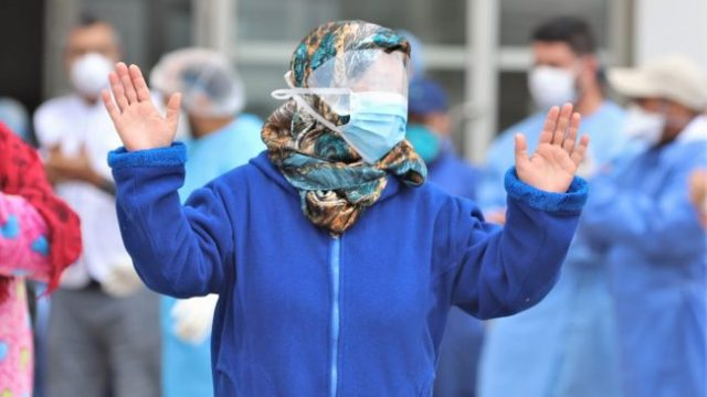 Morocco's New COVID-19 Recoveries Continue to Top New Cases