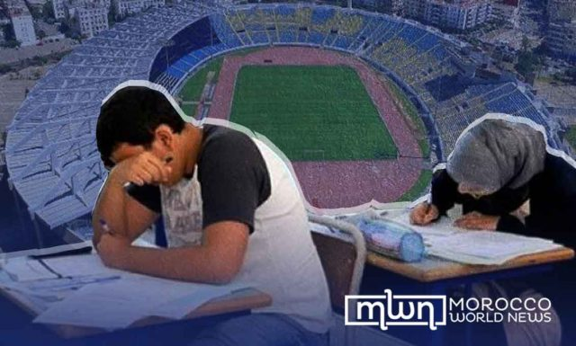 Morocco's Sports Stadiums to Host Baccalaureate Final Exams