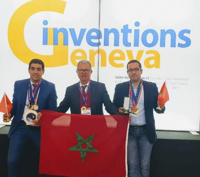 Morocco Wins 3 Medals at AiSG International Innovation Competition