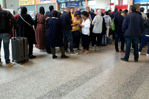 Morocco to Start Repatriating 300 Moroccans Stranded Abroad Per Week