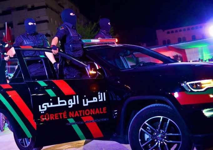 Police in Nador Arrest Man Subject of Attempted Murder, Trafficking Warrants