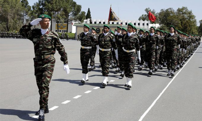 Morocco Celebrates 64th Anniversary of Royal Armed Forces